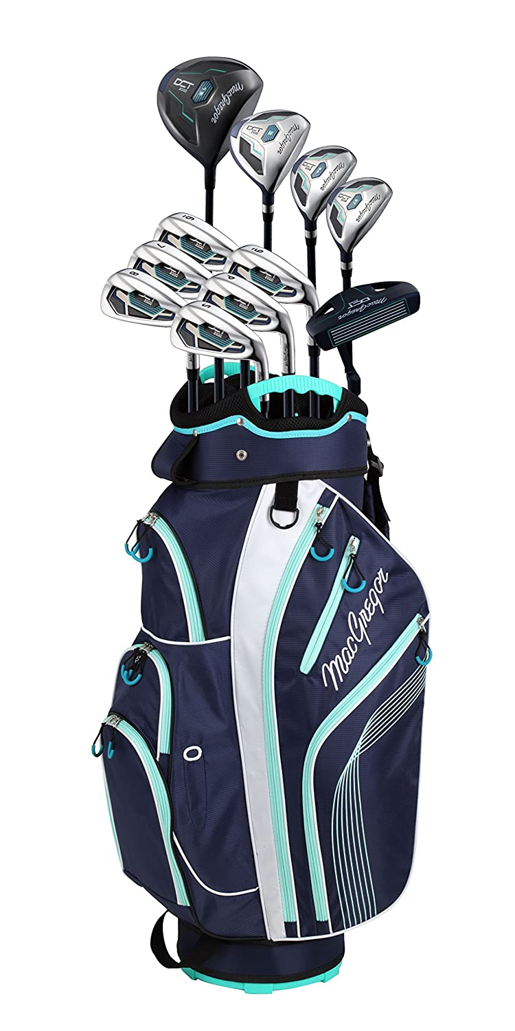 MacGregor - DCT2000 Ladies Golf Set Deluxe - Bolsa de golf ...