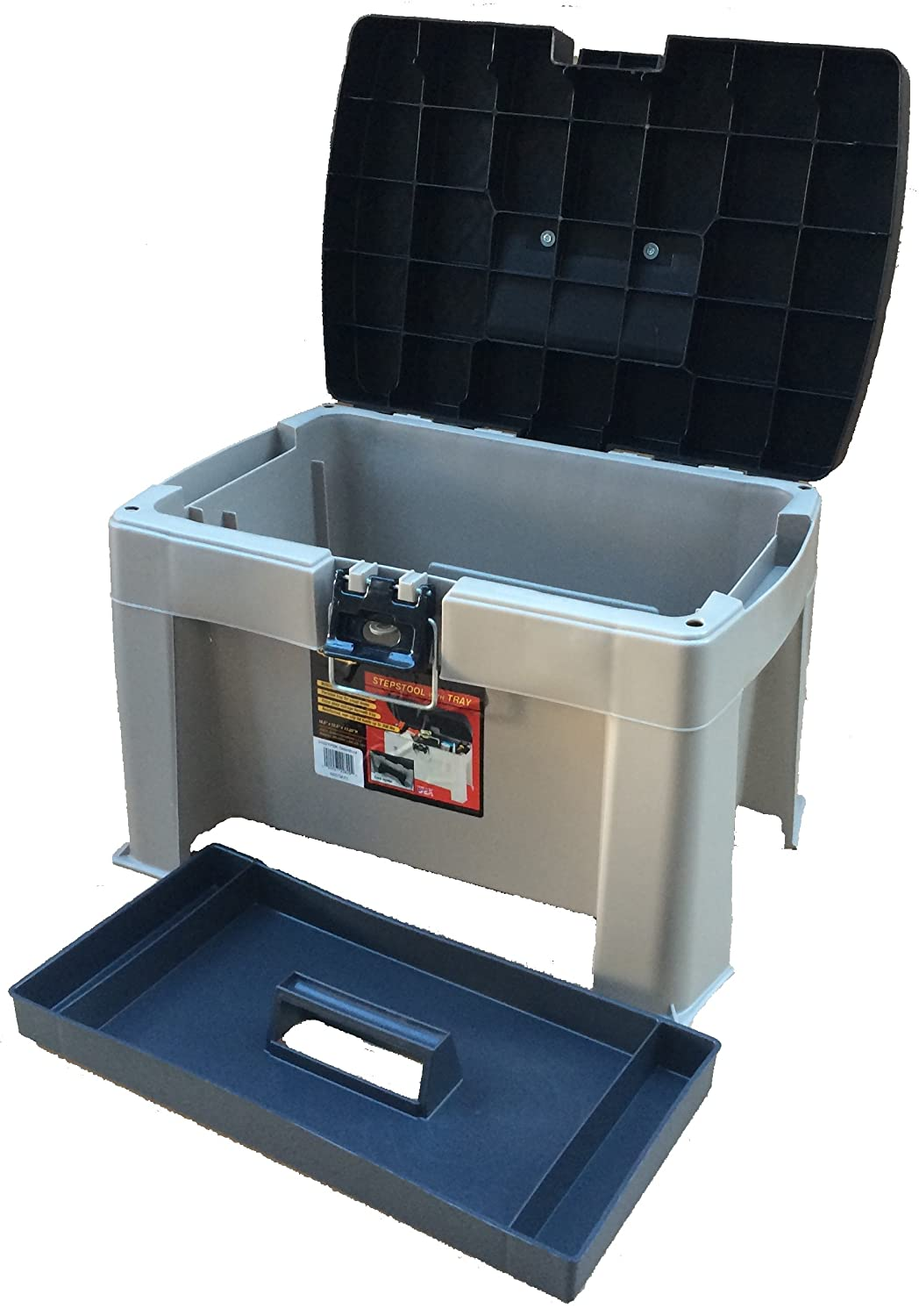 Plastic Step Stool Seat - Tack Tool Fishing Box - Horse Equestrian Mounting Block Amazon.co.uk Kitchen u0026 Home  sc 1 st  Amazon UK & Plastic Step Stool Seat - Tack Tool Fishing Box - Horse Equestrian ... islam-shia.org