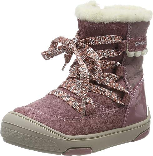 couleur n brillante qualité et quantité assurées attrayant et durable Geox B Jayj Girl C, Bottes bébé Fille: Amazon.fr: Chaussures ...