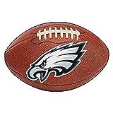 FANMATS NFL Philadelphia Eagles Nylon Face Football