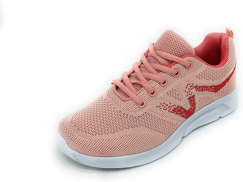 Sole Collection Damen Atmungsaktiv Laufen Gym Leichtgewichtig Fashion Tennis Schuhe Sneaker