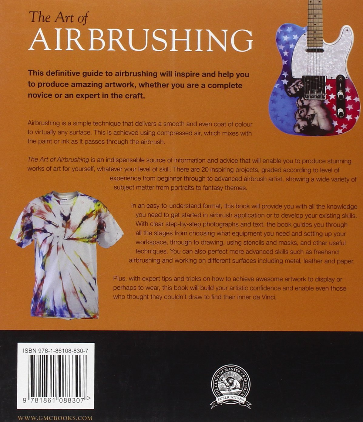The art of airbrushing a simple guide to mastering the craft the art of airbrushing a simple guide to mastering the craft giorgio uccellini 9781861088307 amazon books solutioingenieria Gallery