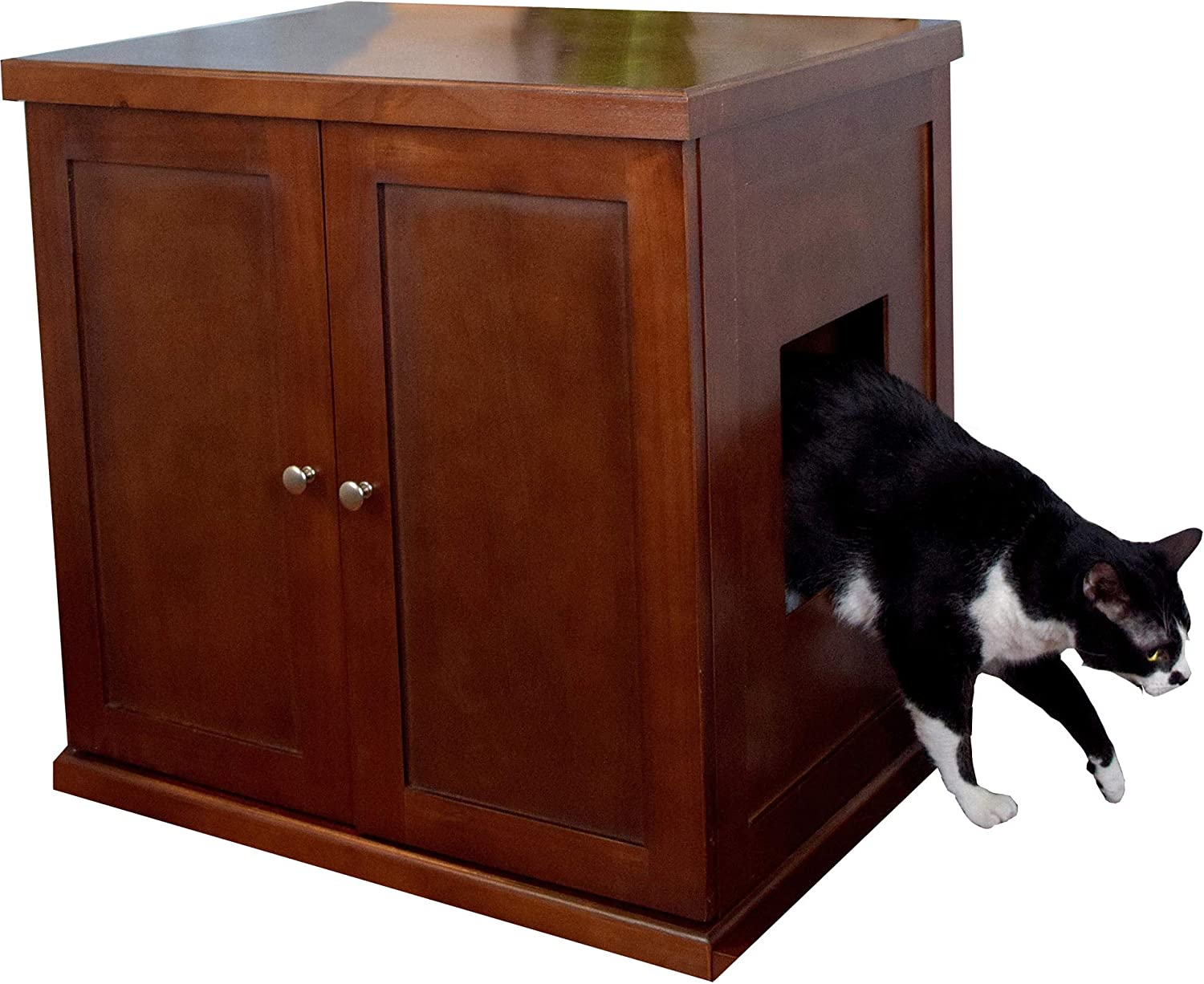 The Refined Feline Refined Litter Box. Buy it at Amazon