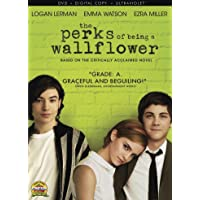The Perks of Being a Wallflower DVD