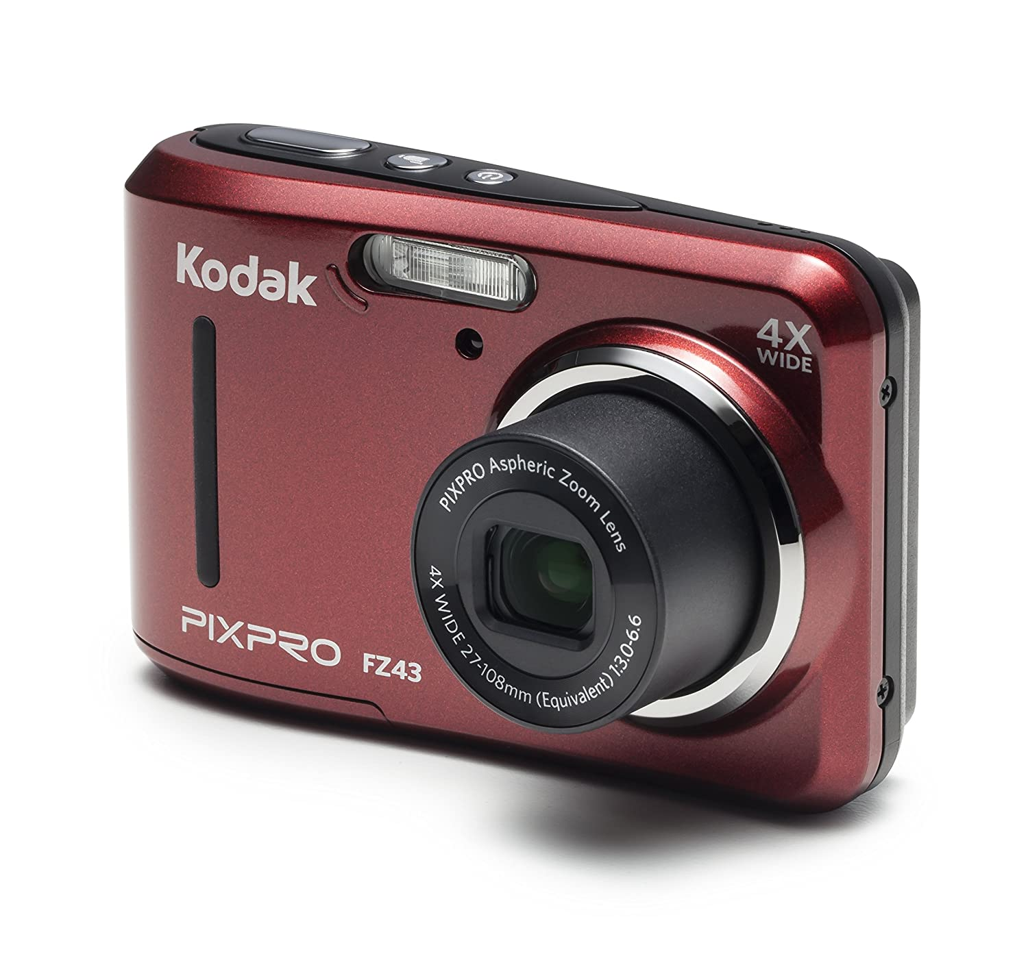 Kodak PIXPRO Friendly Zoom FZ43 Review