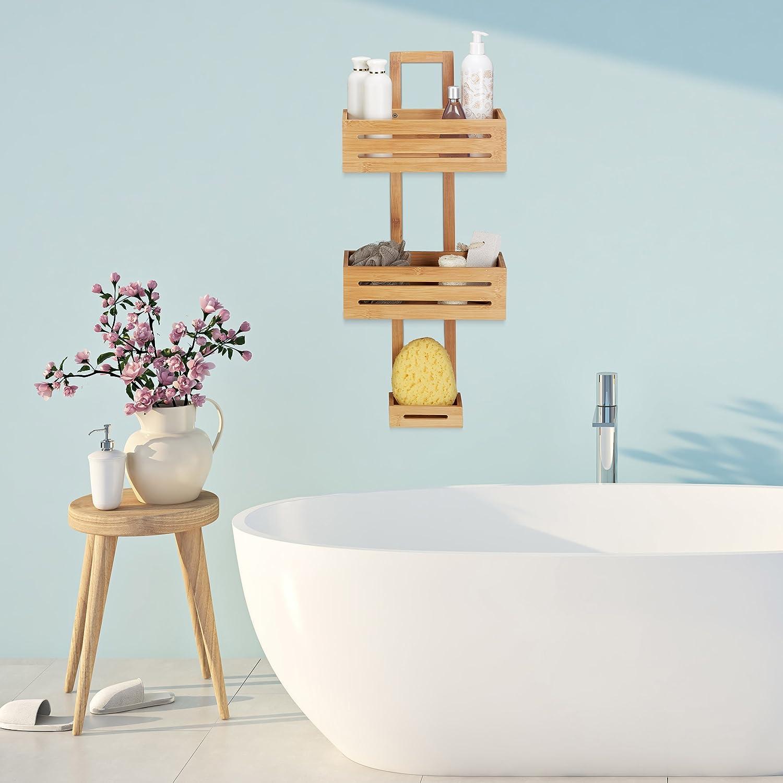Fantastic Bamboo Caddy Ensign - Bathtub Ideas - dilata.info