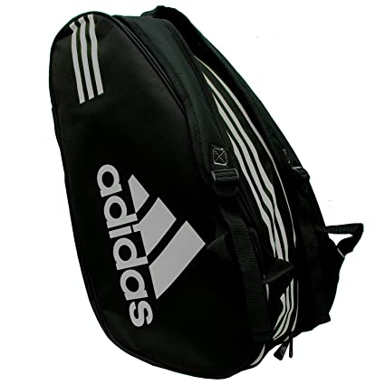 Paletero Adidas Control Black / Silver: Amazon.es: Deportes y aire ...