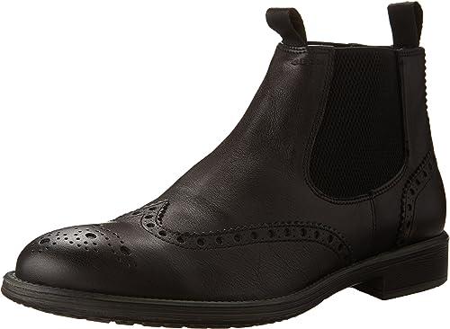 Geox Herren U Jaylon B Chelsea Boots yFh7o