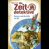 Die Zeitdetektive, Band 38: Ramses und die Falle am Nil
