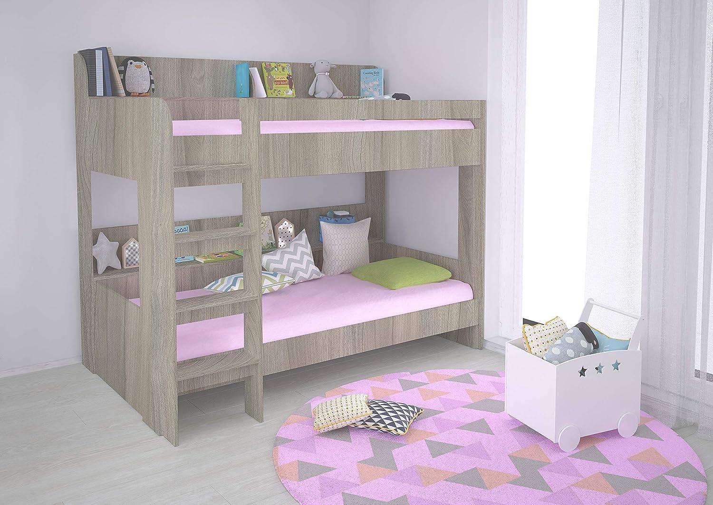 Etagenbett Rico 3 : Etagenbett rico cm kinderbetten mit matratze günstig kaufen