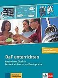 DaF unterrichten: Buch + Video-DVD