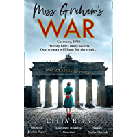 Miss Graham's War: The most thrilling post WWII historical spy novel of 2021