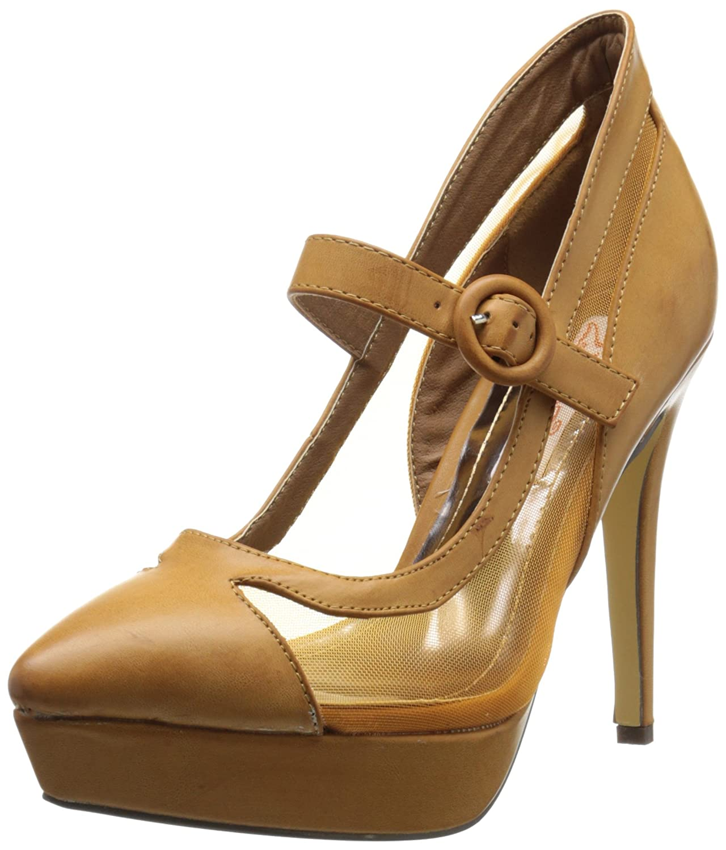 2 Lips Too Women's Too Halo Dress Sandal B00PXWJCOA 8.5 B(M) US|Tan
