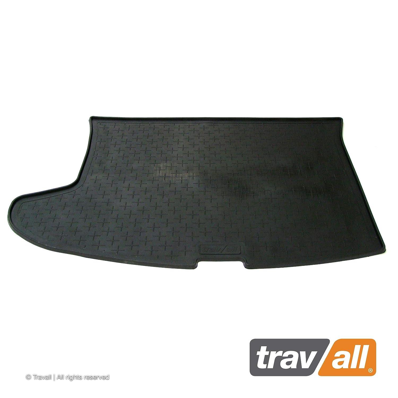 Travall® Liner Kofferraumwanne TBM1071 - Maßgeschneiderte Gepäckraumeinlage mit Anti-Rutsch-Beschichtung