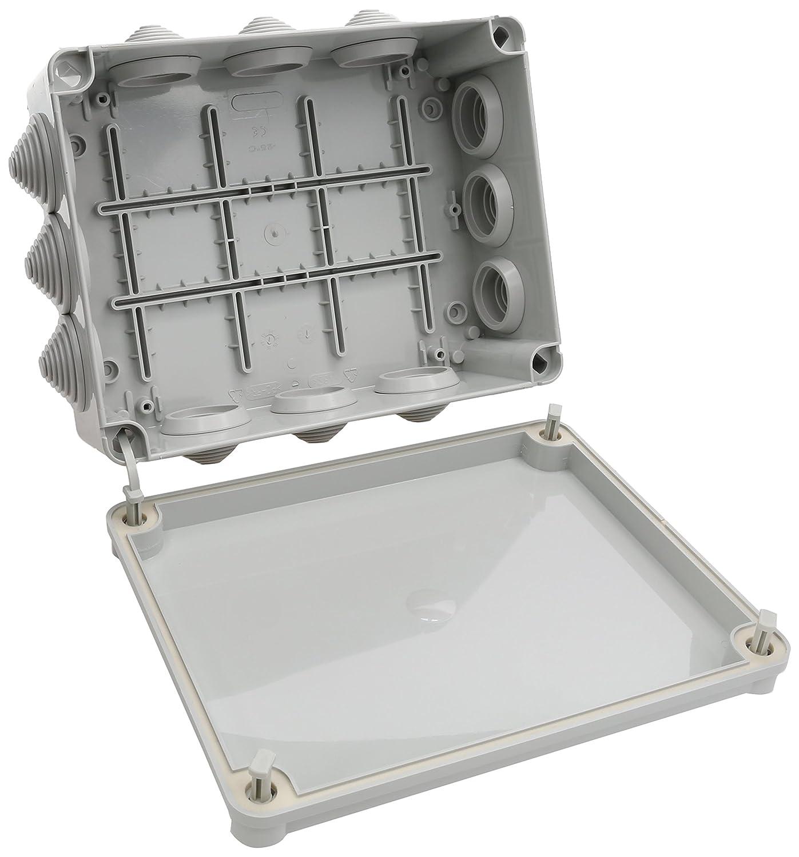 /Boitier IP55/220/x 170/x 80/mm avec c/ône abb-entrelec 1sl0826/a00/