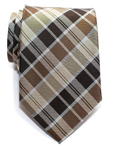 Silk-free tie