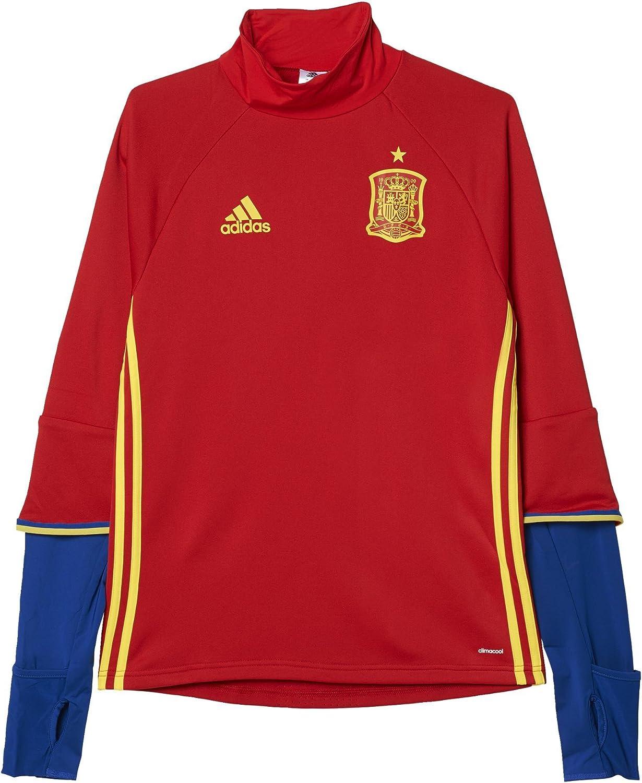 adidas Selección de España 2016 - Camiseta: Amazon.es: Ropa y accesorios