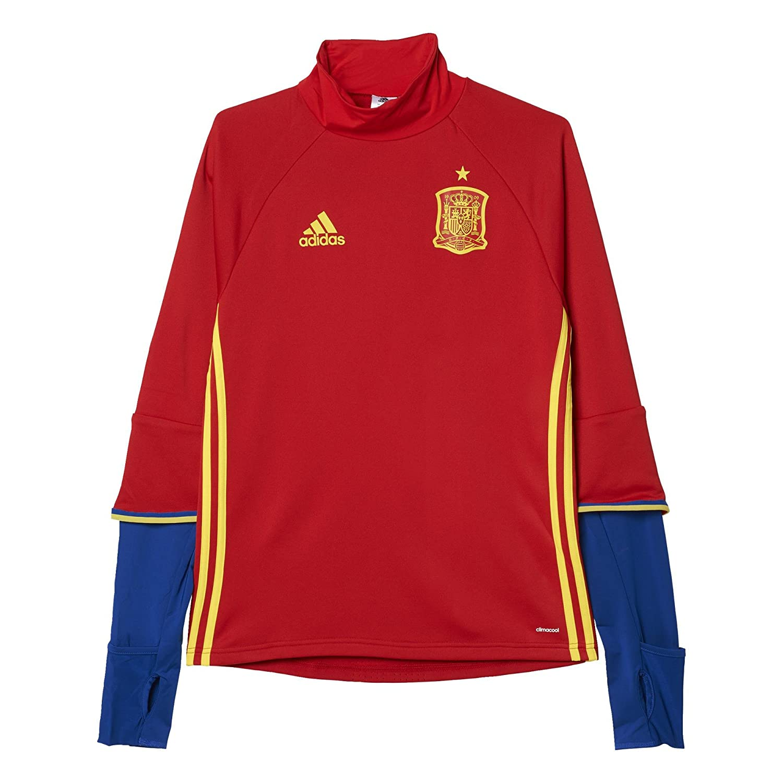 2016-2017 Spain Adidas Training Top (Red) B017Y1GJFW XL 44-46