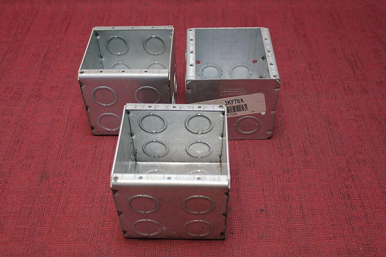 Raco 696 Box, Masonry, 2 Gang