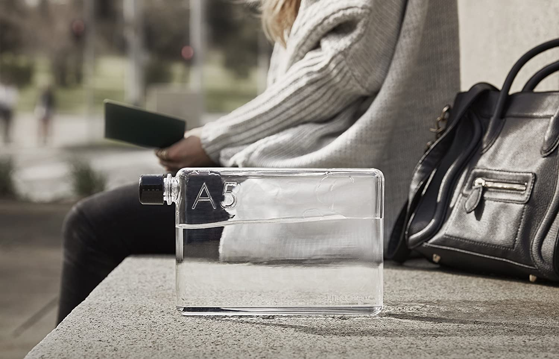 NOTES BOTTLE Bottle Reusable Water Bottle Memo