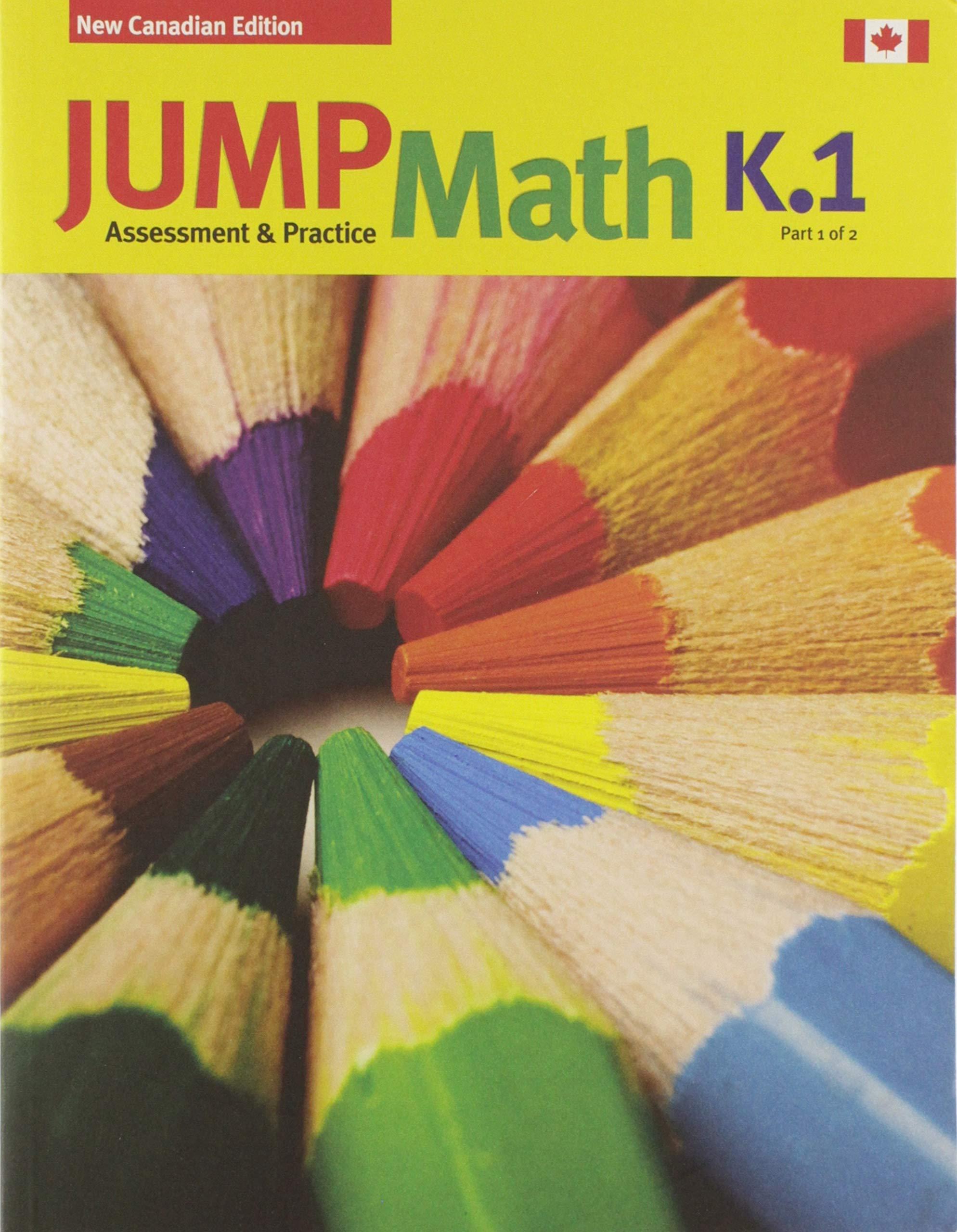 JUMP Math AP Book K.1: Canadian Edition: Amazon.ca: John Mighton: Books