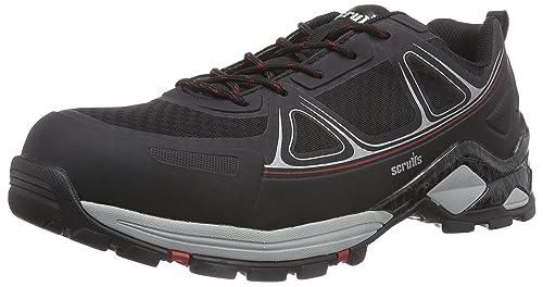 SCRUFFS SPEEDWORK Safety Trainers Lightweight Steel Toe Work Boots Size 11 NEW