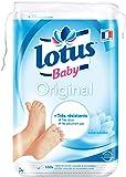 Lotus, Salviette detergenti in cotone, per bebè, 10 confezioni da 70 pz.