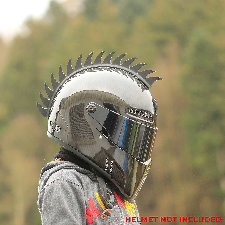 MOTORCYCLE HELMET DECORATION MOTORCYCLE ATV DIRT SPORT BIKE HELMET MOHAWK