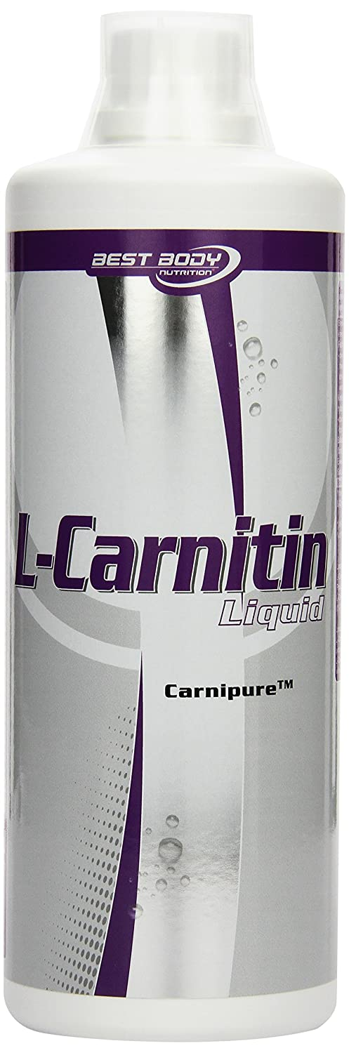 Amazon.com: Best Body Nutrition L-Carnitin Drink - 1000ml Flasche, - by Best Body Nutrition: Health & Personal Care