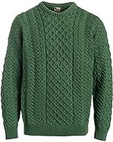 Boyne Valley Knitwear Traditional Aran Sweater