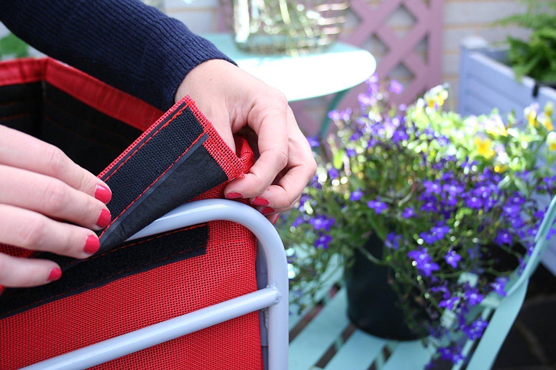 Saco de recambio para huerto urbano Veggie Bag 126x54x80 cm, color ...