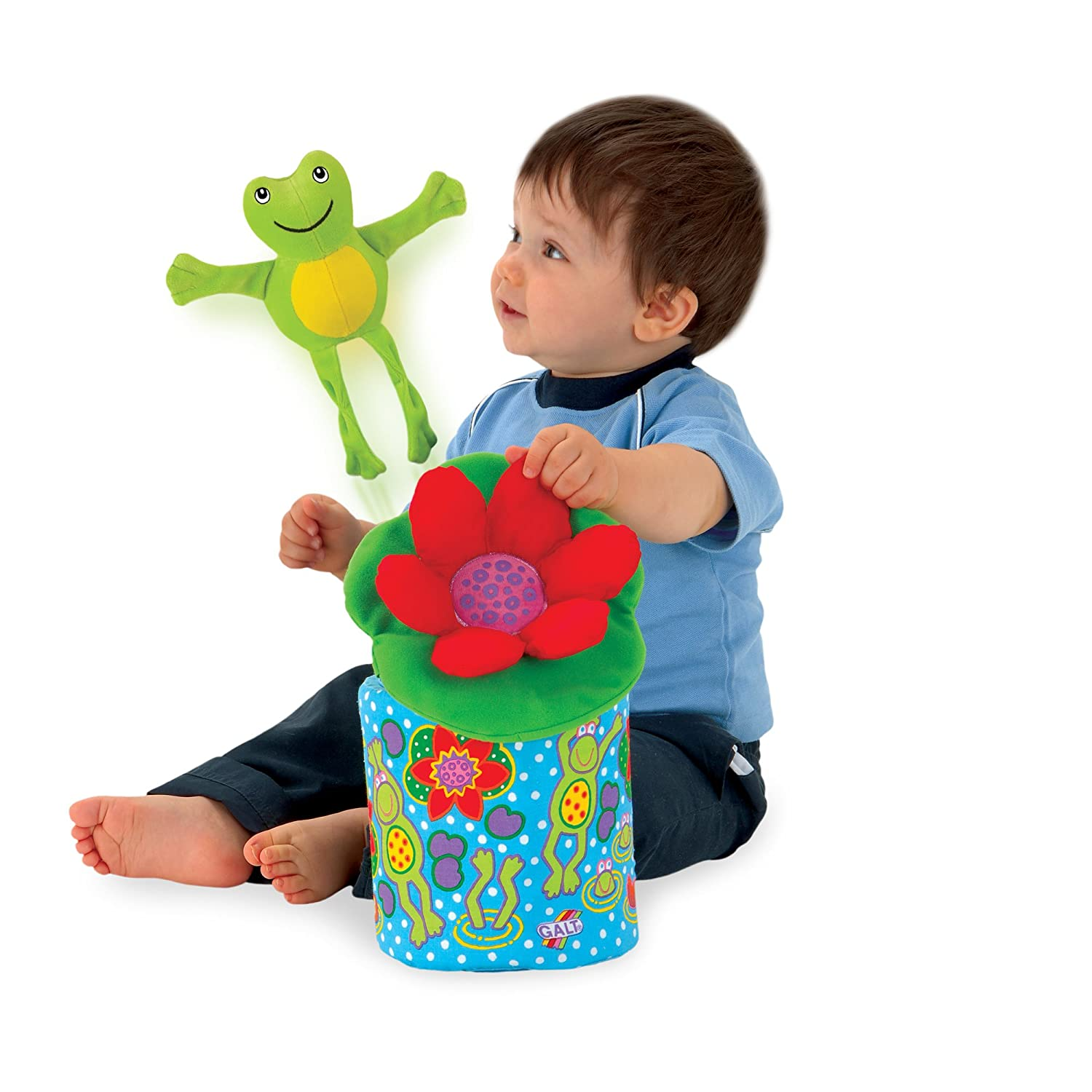Galt Toys Frog in a Box Toy Amazon Toys & Games