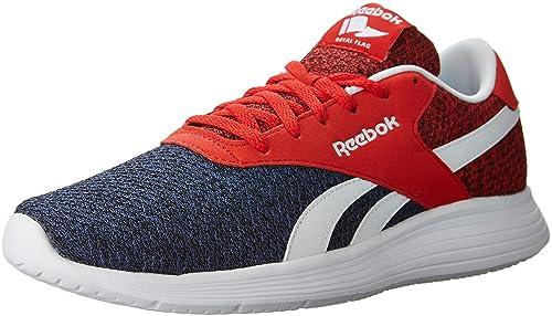 the latest 56ad6 d9f8f Reebok Classic Men s Royal EC Ride FS Fashion Sneakers, Blue Ink Black Riot