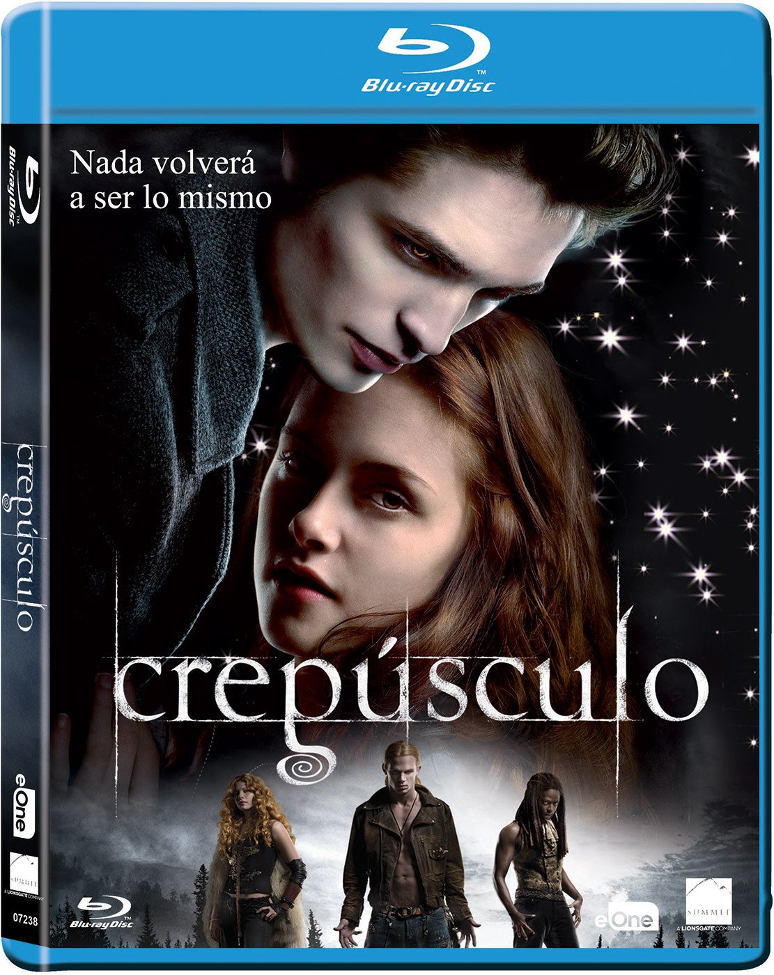 Crepusculo Blu-Ray [Blu-ray]: Amazon.es: Kristen Stewart, Robert ...