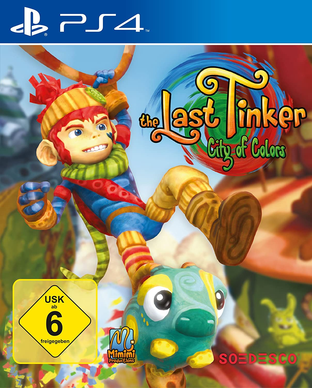Yooka Laylee Playstation 4 Games Ps4yooka Reg 2 The Last Tinker City Of Colors