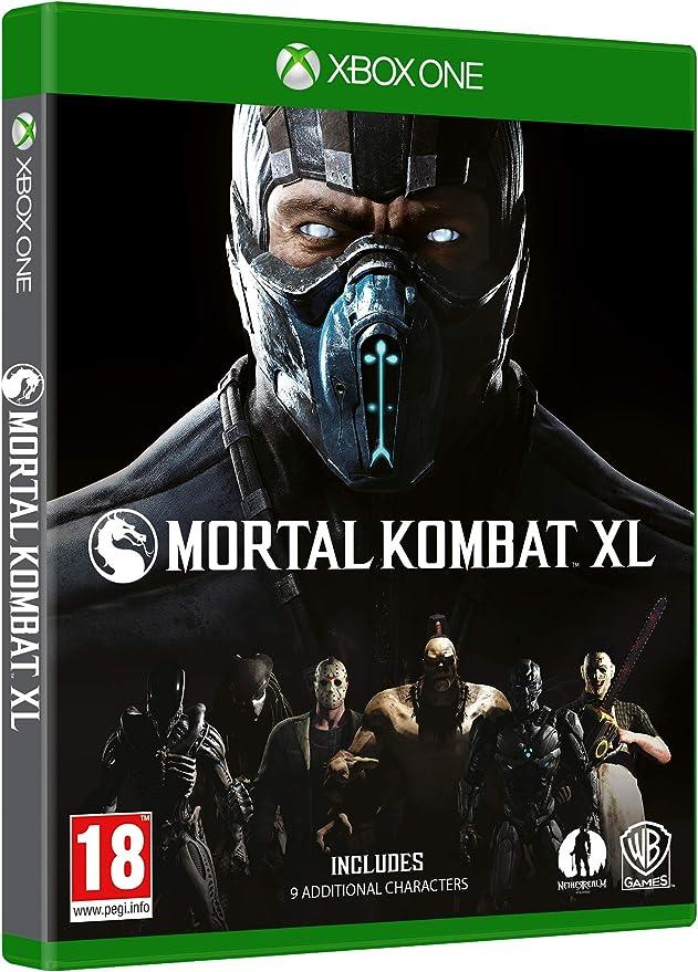 Mortal Kombat XL: Amazon.es: Videojuegos