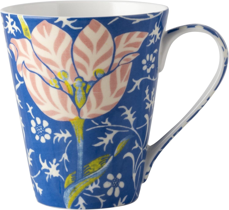 V A Medway Fine Bone China Mug Ceramic Multicoloured 10 3 X 15 X 14 Cm Coffee Cups Mugs Amazon Com
