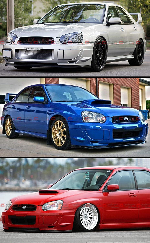 Cuztom Tuning para 2004 - 2005 Subaru Impreza WRX STI GD ...