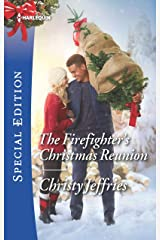 The Firefighter's Christmas Reunion (Sugar Falls, Idaho) Kindle Edition
