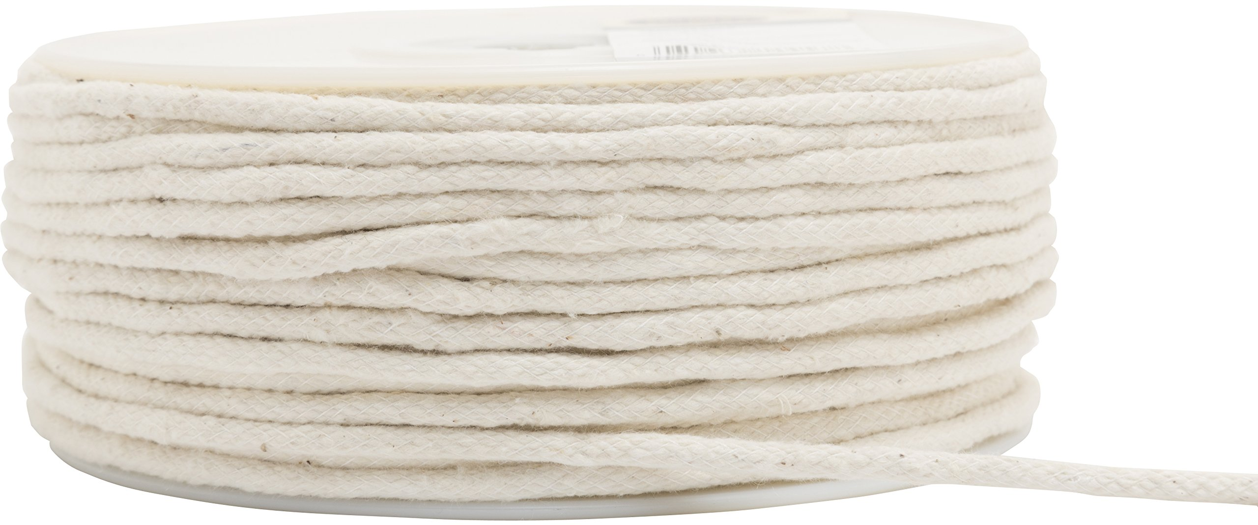 """Wrights Cotton Piping Size 1 3/16""""X50yd, Natural"""