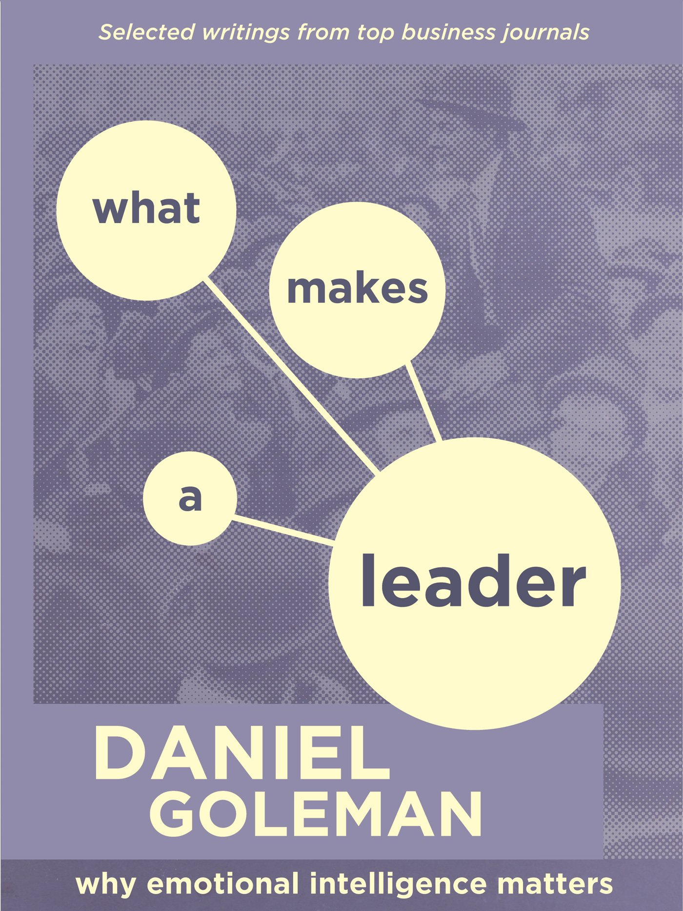 what makes a leader why emotional intelligence matters daniel what makes a leader why emotional intelligence matters daniel goleman 9781934441749 amazon com books
