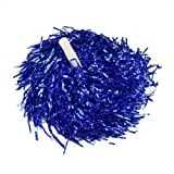Plastic Cheerleader Cheerleading Pom Poms Party Costume Accessory Set Ball Dance Fancy Dress Night Party Sports Pompoms Cheer 1pair