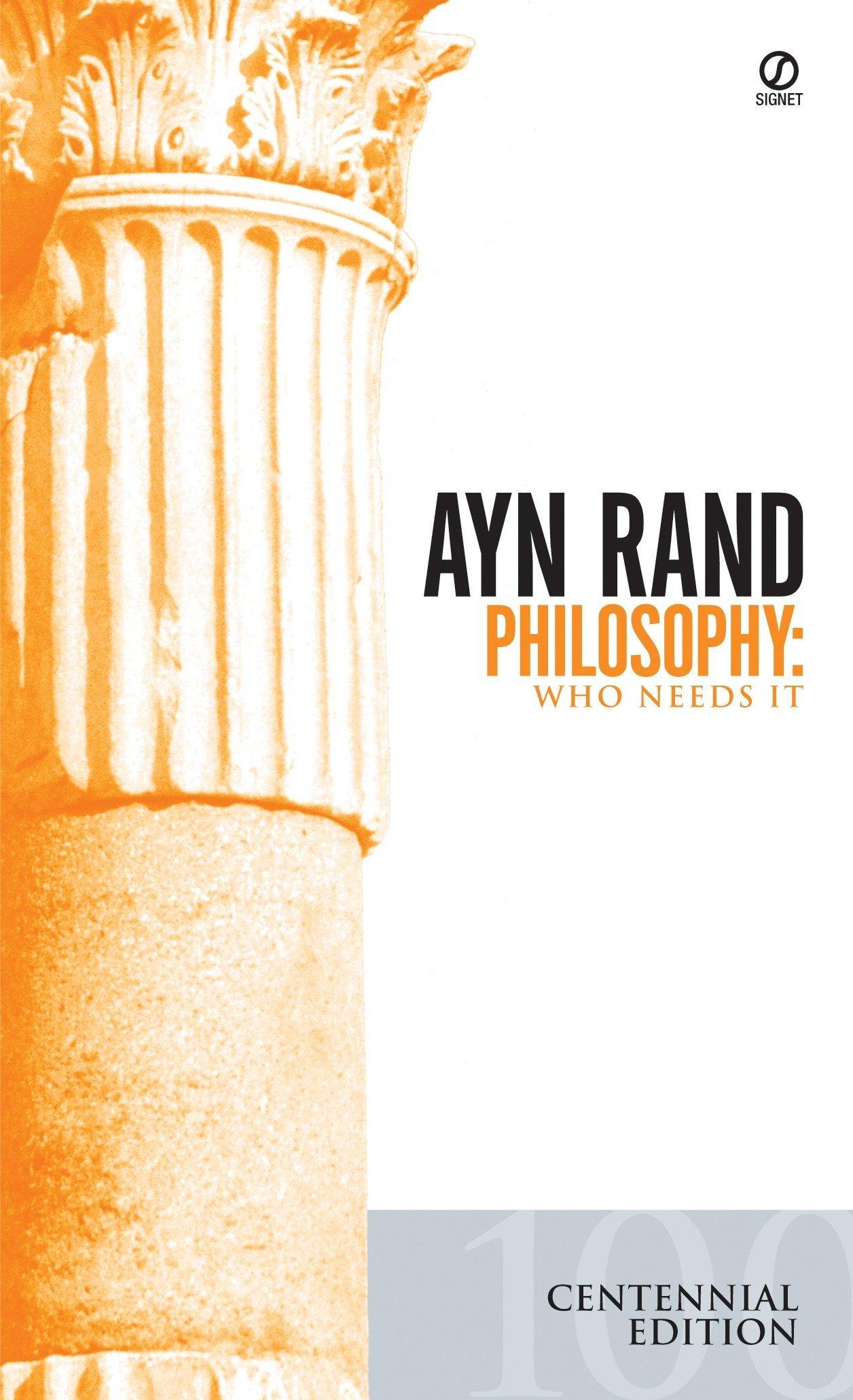 Philosophy: Who Needs It PDF