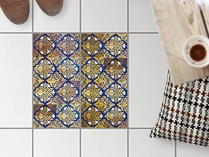 Adesivi per piastrelle autoadesivi per pavimento sticker adesivo