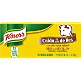 Knorr Cube Bouillon, Beef 3.1 oz, 8 ct