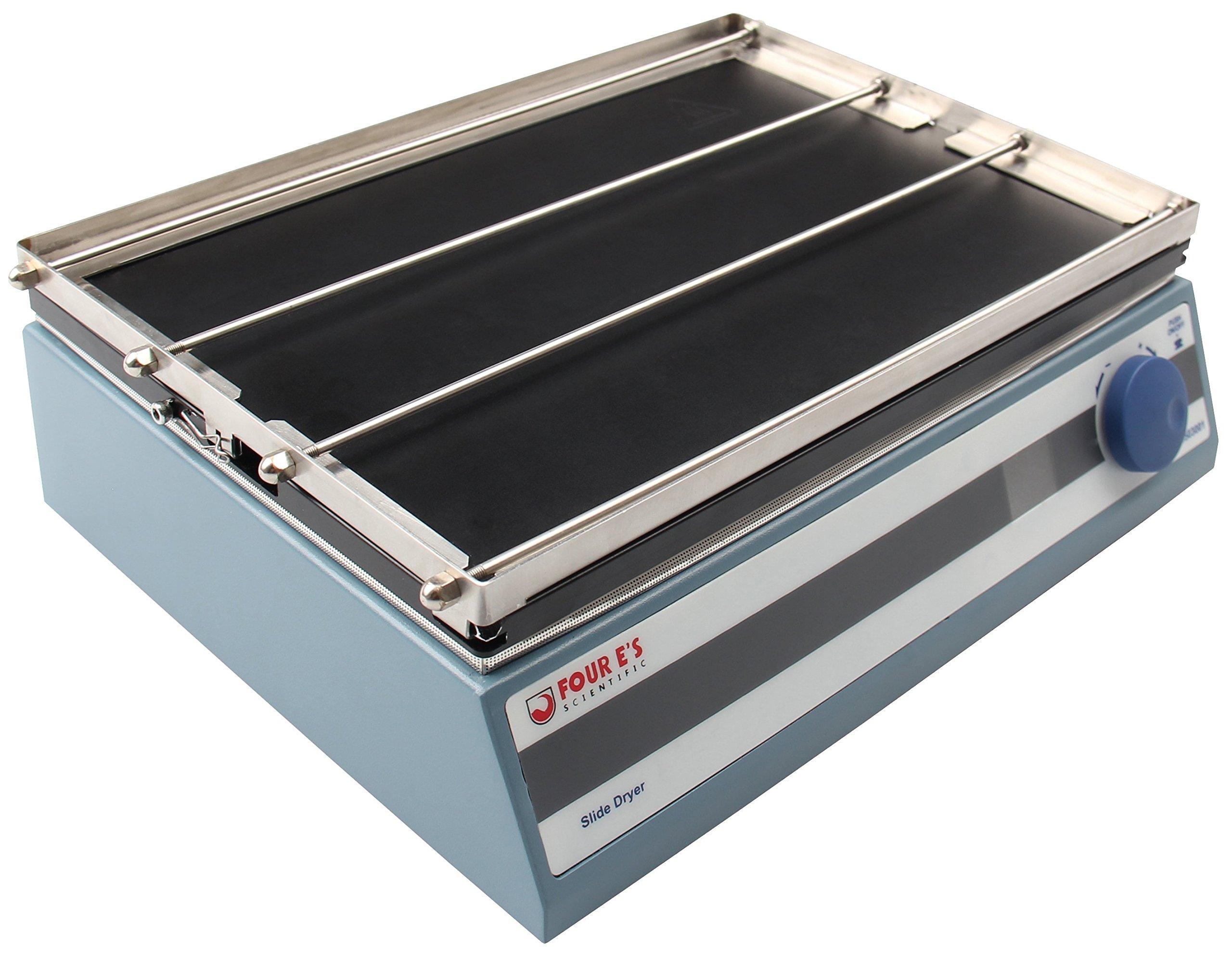 Four E's Scientific LED display 250W 50Hz Slide Dryer