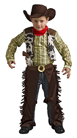 Caritan 59732 - Disfraz de vaquero para niño (5 años)  Amazon.es ... 9311d78a6d2