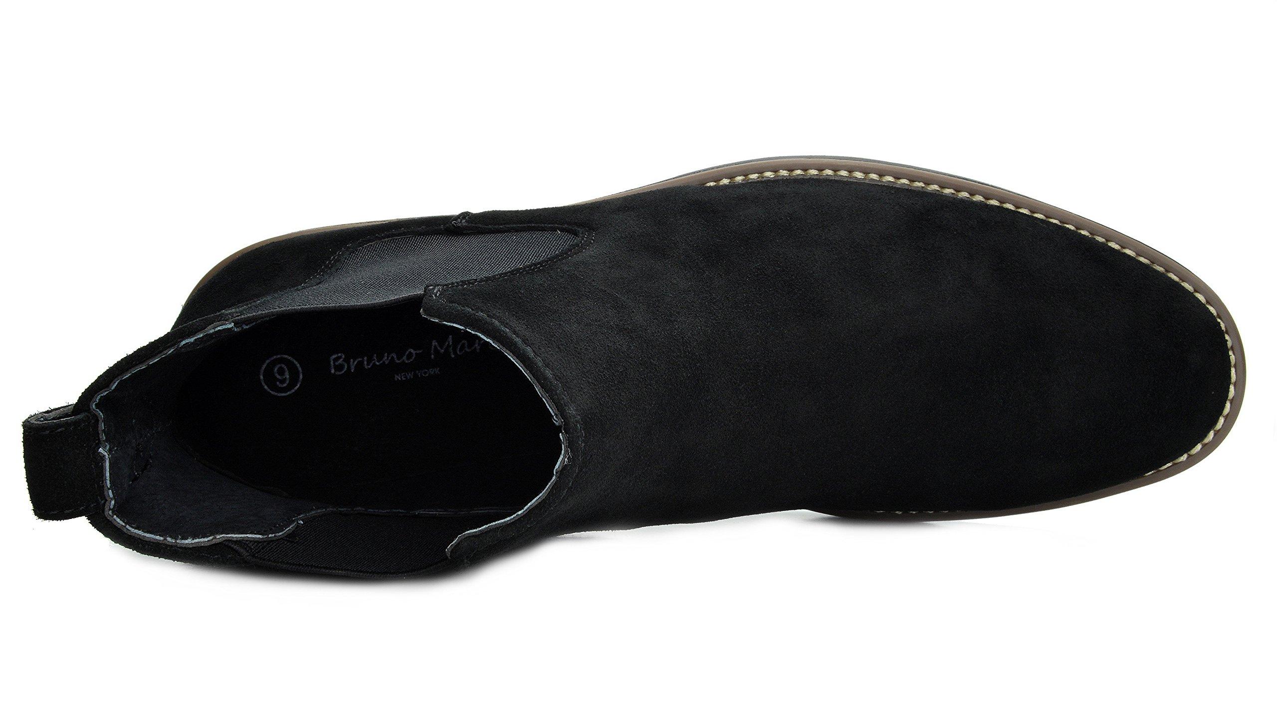 c138ad736eb02 BRUNO MARC NEW YORK Men's Urban-06 Suede Leather Chukka Ankle Boots.  starstarstarstarstar_half
