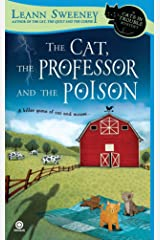 The Cat, the Professor and the Poison: A Cats in Trouble Mystery Mass Market Paperback