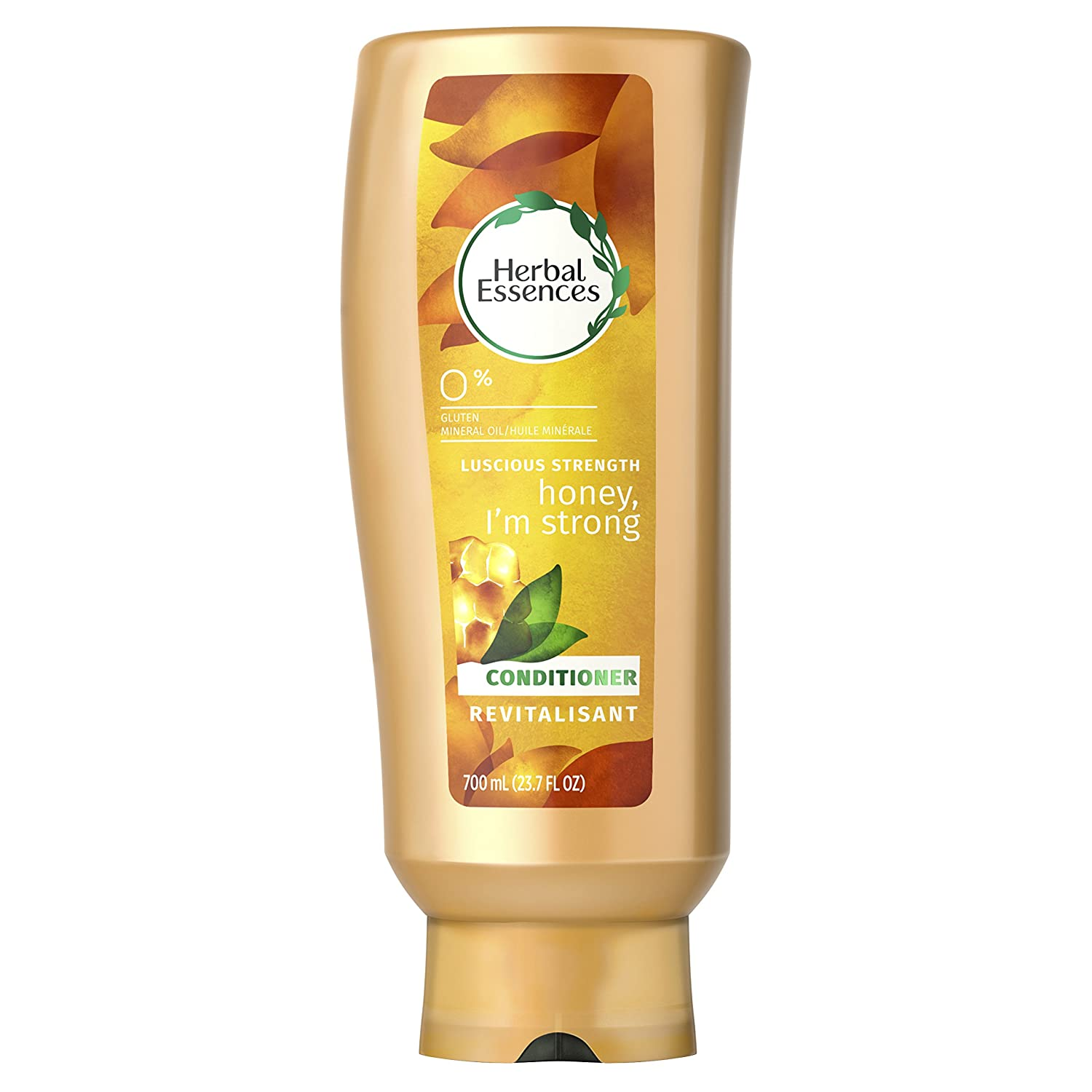 Herbal Essences Honey I'm Strong Strengthening Conditioner with Honey Essences 300 mL - Packaging May Vary NA